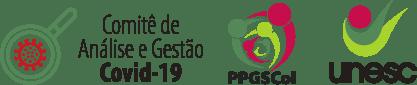 Logo Comitê de Análise e Gestão Covid-19
